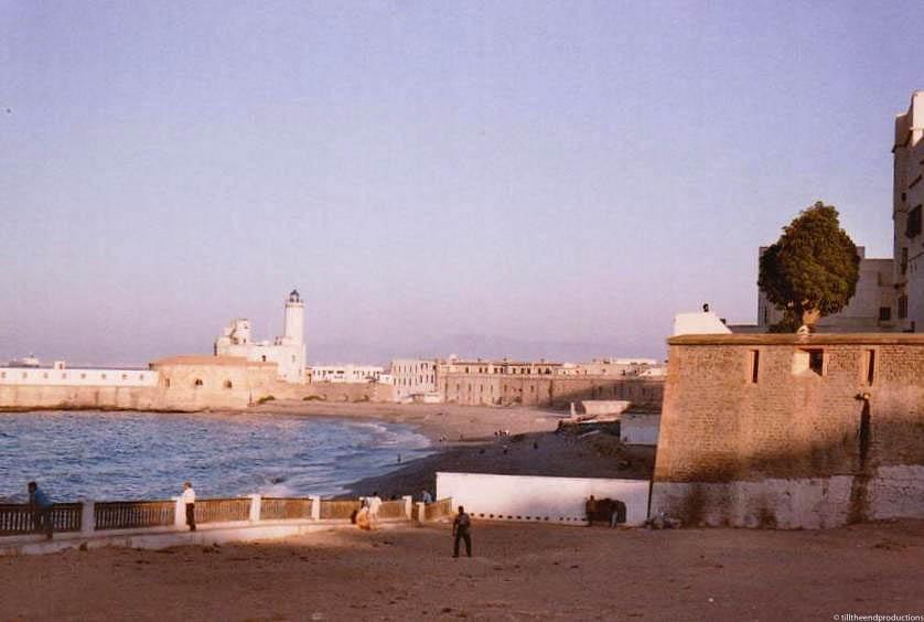 Alger le phare de Kheir Eddine