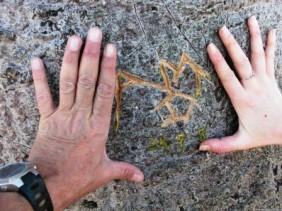 Deux mains...
