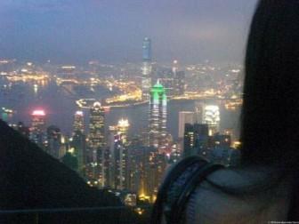 Hong Kong peakessai